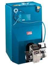 boiler heating oil