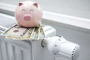 Save money on a new heating system