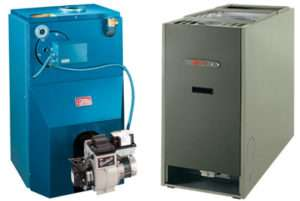 heating oil furnaces and boilers