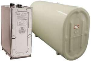 heating oil storage tanks